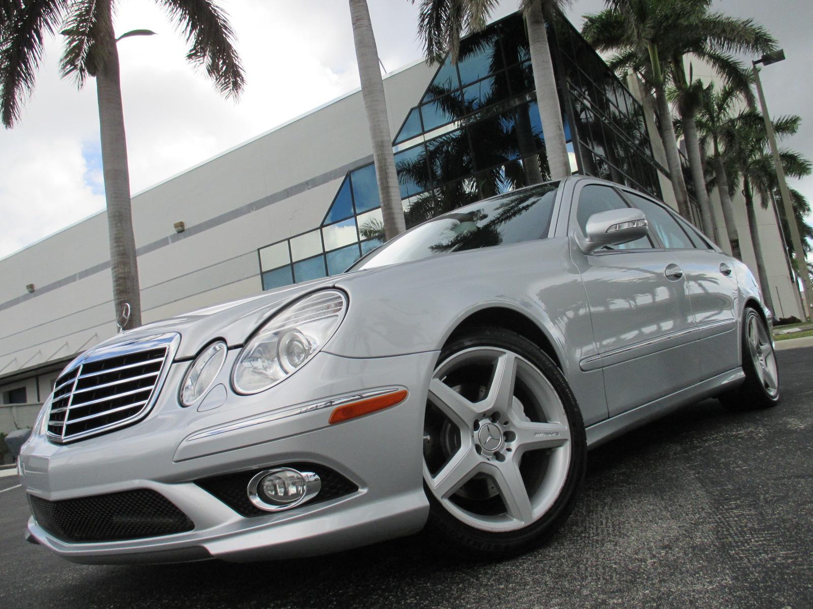 2009 MERCEDES E350
