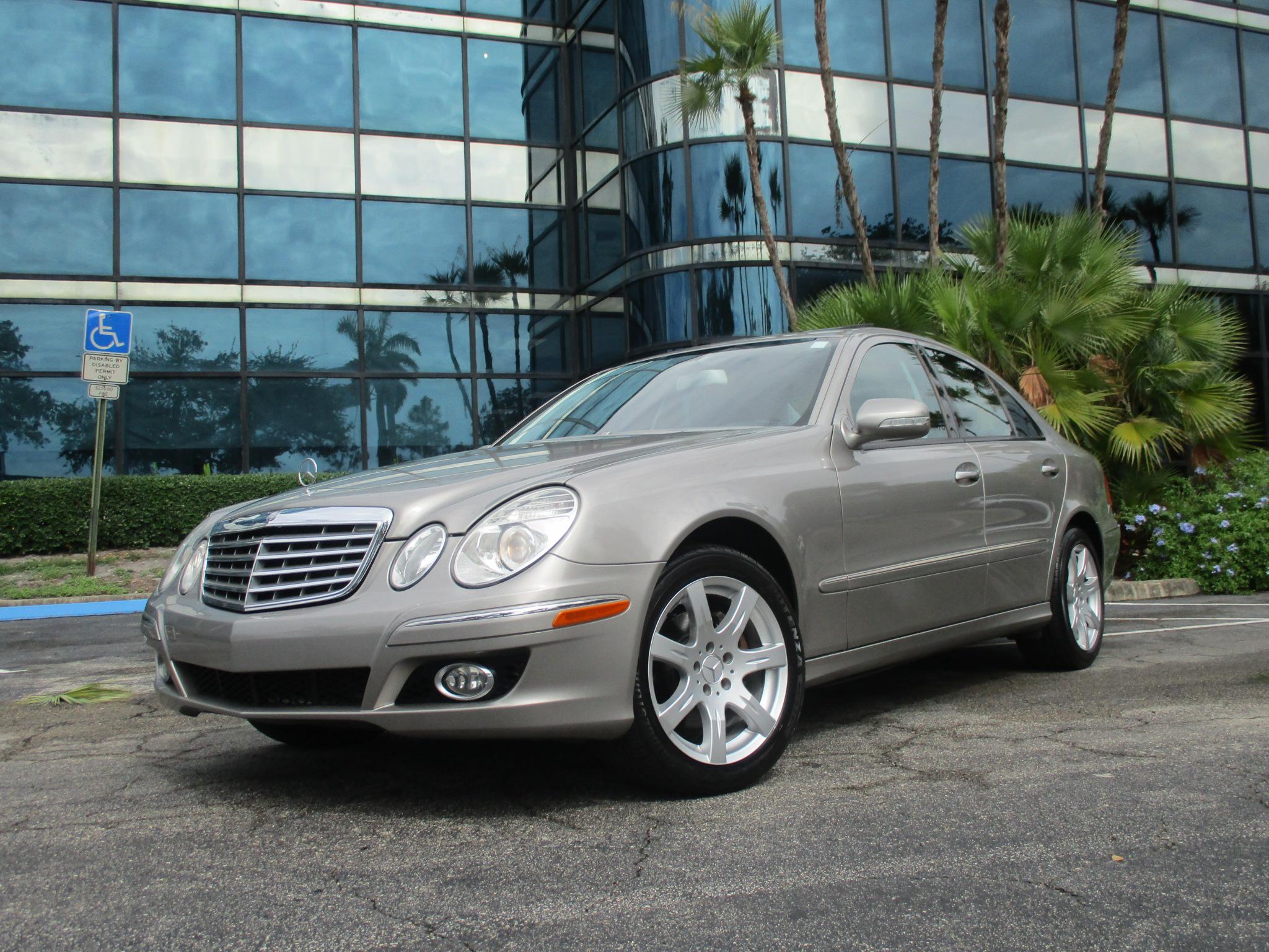 2007 M BENZ E350